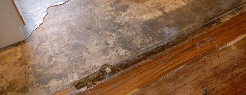Houten vloer renoveren