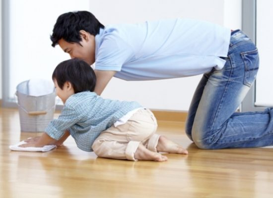 Onderhoudsmiddelen voor uw vloer