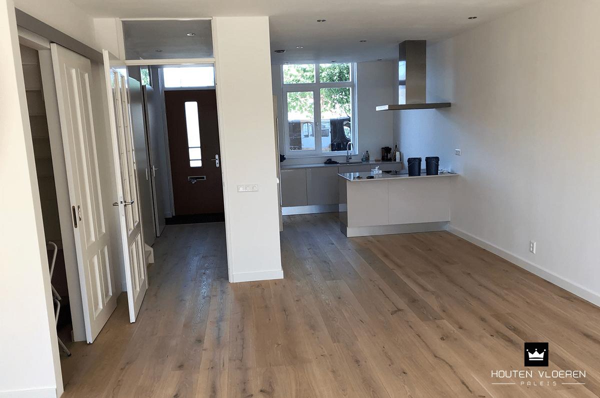 Nieuwe Houten Vloer : Vloer leggen bij klant augustus houten vloeren paleis