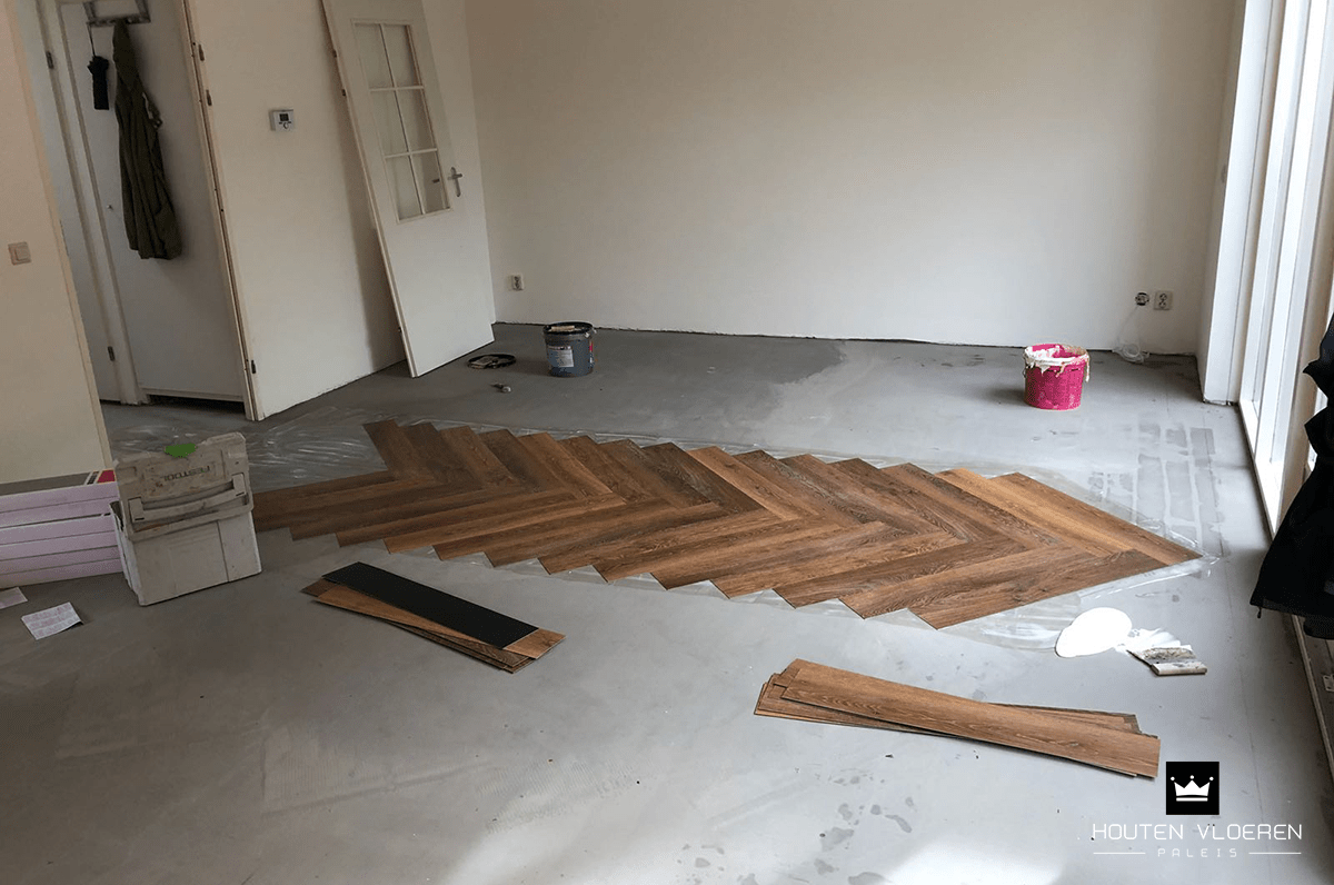 Pvc Visgraat Leggen : Visgraat pvc leggen september houten vloeren paleis