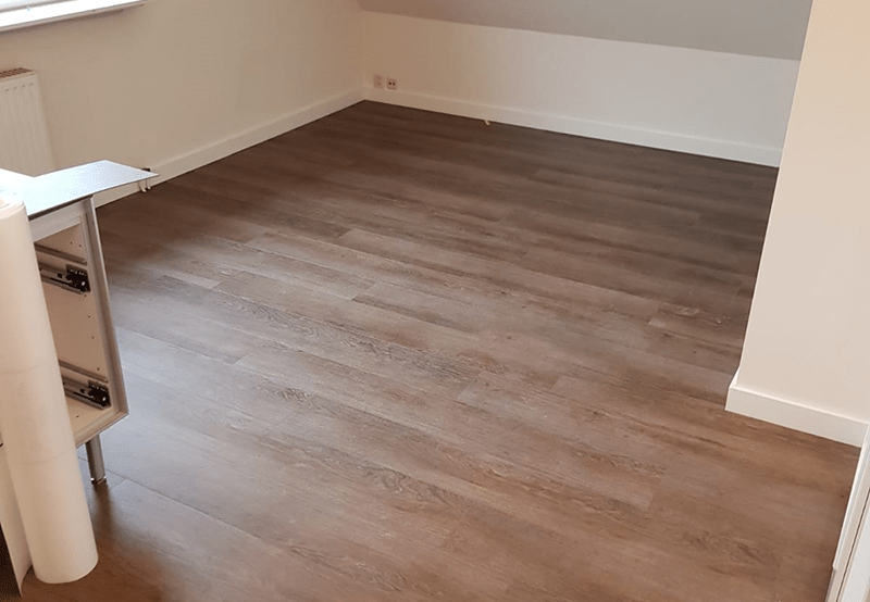 Extreem PVC vloer leggen - Januari 2019 | Houten Vloeren Paleis LL37